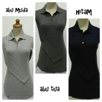 Produk terlaris,   Kaos polo shirt kerah cewek tangan panjang/baby