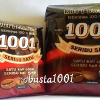 READY STOK!! Kopi Bengkulu Cap 1001 Robutsa - TERLARIS DI BENGKULU