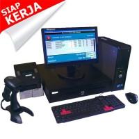 Paket Kasir   PC Kasir   Komputer Kasir   Mesin Kasir - Fullset_2