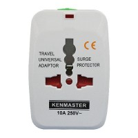 Kenmaster KM-931 Universal Travel Adaptor