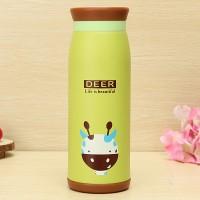 Termos Animal Botol Minum / Tumblr Karakter Deer (rusa) 500ml (PROMO)