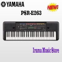NEW ! Keyboard Yamaha PSR 263 PSR263 PSRE E PSRE263 Penerus 253 PSR253
