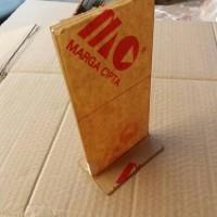 tempat brosur; tempat menu acrylic; nomor meja acrylic