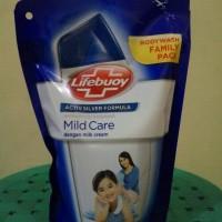 Lifebuoy Body Wash Family Pack Mild Care, 450ml