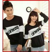 Sweater LVNUO Neo Black White