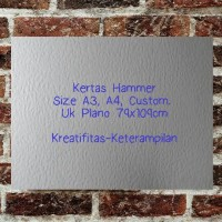 Kertas Hammer 90g/Pack 50 F4