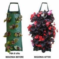 Plant Pouch Pot Gantung 8 Slits Lubang PLANTER BAG