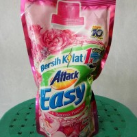 Attack Easy Cair Romantic Flowers 800ml