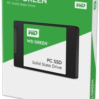 SSD WD Green 120GB SATA 2.5 inch 7mm - original garansi resmi 3 tahun