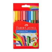 Connector Pen 10 Warna Faber Castell