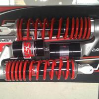 TERLARIS accesories motor biker Nmax SHOCKBREKER merk YSS versi tABUNG