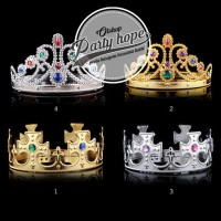 mahkota ultah / mahkota raja / mahkota king / mahkota queen / mahkota