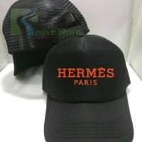 Topi Trucker Hermes - Reove Store