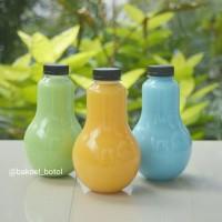 Botol Plastik PET Bohlam Lampu 320 ml