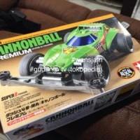 Tamiya Dash 4 Cannonball Premium (Super II) 95225 Berkualitas