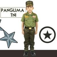 BAJU SERAGAM PROFESI ANAK LAKI LAKI ABRI PANGLIMA TNI 632