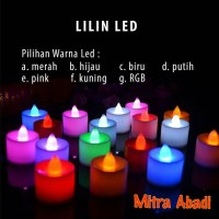 Lilin LED/LED Lilin Elektrik/Electric Candle