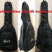 Tas Gitar Akustik / Softcase Gitar Akustik Cort Jumbo