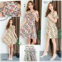 dresa batik sabrina / sabrina dress