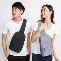 ORIGINAL Tas XIAOMI Sling Bag Simple City Backpack - Hitam