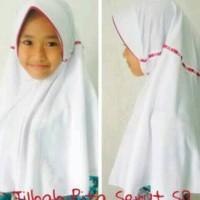 jilbab sekolah anak plat merah sd