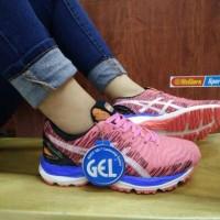 sepatu volly / badminton wanita Asics Gel grade ori indonesia