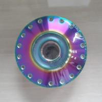 Tromol Depan Mio Warna Pelangi - Rainbow