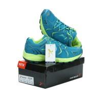 Sepatu Running KETA 193 Blue Green - Sepatu Jogging / Olahraga / Sport