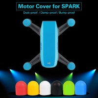 Silicone Motor Protective Guard Cap Cover Accessories For DJI Spark