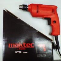 "Maktec MT 60 MESIN Bor Tangan 10"" MT60"