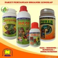 Paket Pupuk Pertanian Organik Nasa Untuk Meningkatkan Hasil Panen