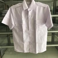 Baju PNS / Kemeja PNS putih bahan oxford high quality