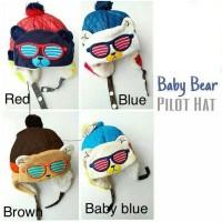 Baby Bear pilot hat