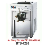GEA Soft Ice Cream BTB-7226 Mesin Frozen Yoghurt Automatic Control