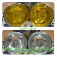 Lampu Kabut Bulat Tembak Foglamp Sorot Motor Mobil 1pc