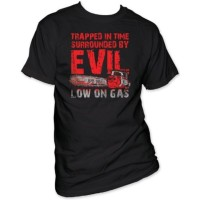 Kaos Kece Impact Men's Army Of Darkness Low On Gas T-Shirt