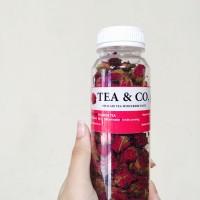 Teh Mawar / Bunga Mawar Kering /Dried Rose Bud Tea Organic [40 gram]