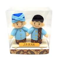 Boneka Pakaian Adat Jawa Barat