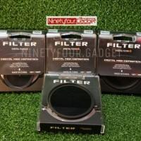 ND Filter K&F Concept ukuran 40.5mm 52mm 58mm ND8