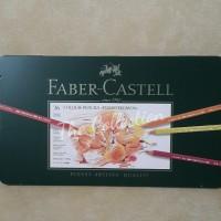 ATK0346FC 36 warna polychromos 110036 pensil classic faber castell