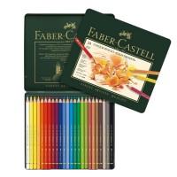 ATK0345FC 24 warna polychromos 110024 pensil classic faber castell