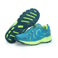Sepatu Running KETA 193 Blue Green /Jogging/Running/Outdoor