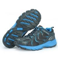 Sepatu Running KETA 193 Grey Blue /Jogging/Running/Outdoor