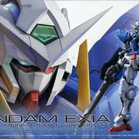 Bandai RG Gundam Exia Gunpla Expo Extra Finish