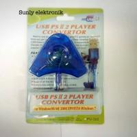 converter stick ps/converter stik ps2 ke ps3/converter stick sony