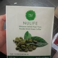 Green Coffee -Asli Nulife -Pelangsing Nulife