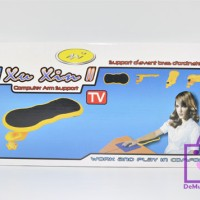 Dudukan Tangan Meja Komputer / Tatakan Lengan Mouse Pad