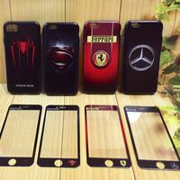case casing iphone 6 6+ 6s plus 7 doraemon anti gores unik cute unik