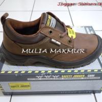 Sepatu Safety Jogger Sahara Brown S3