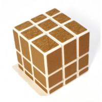 Rubik Mirror YongJun Golden Magic Cube 3x3x3 Original